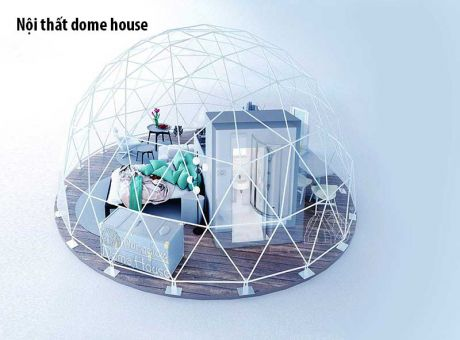 Mẫu Dome House DL