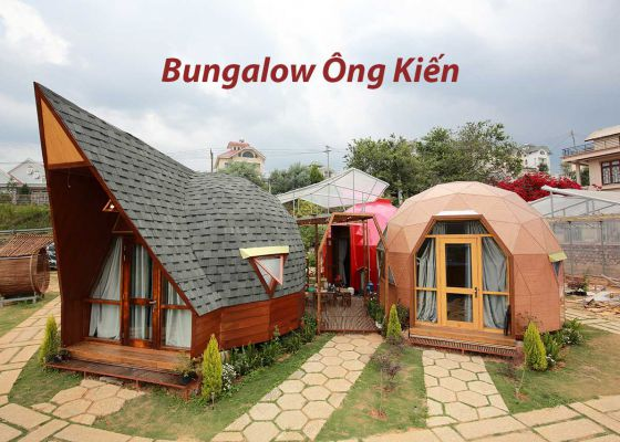 Dome House Bungalow ở Đà Lạt