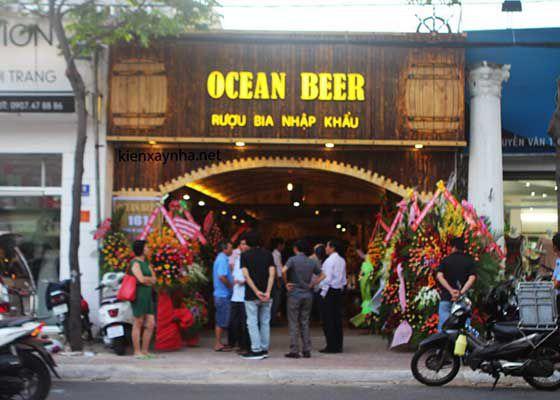 Hầm rượu Ocean Beer