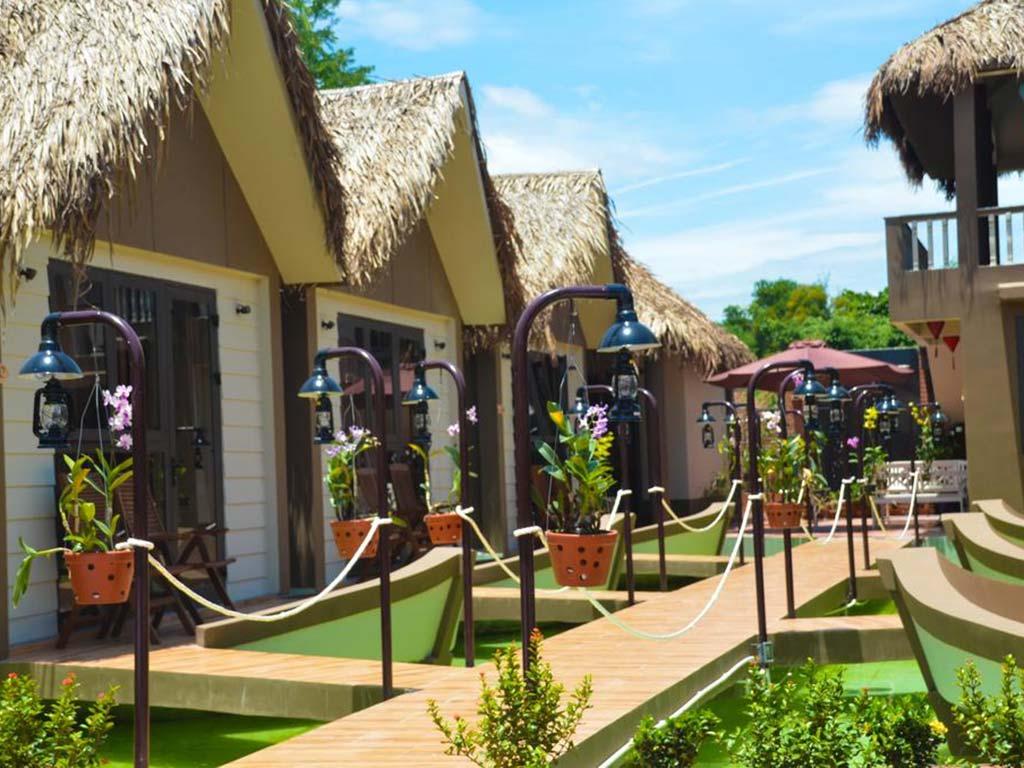 thiết kế resort bungalow đẹp