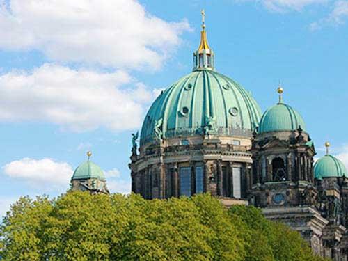 nhà thờ Berliner Dom