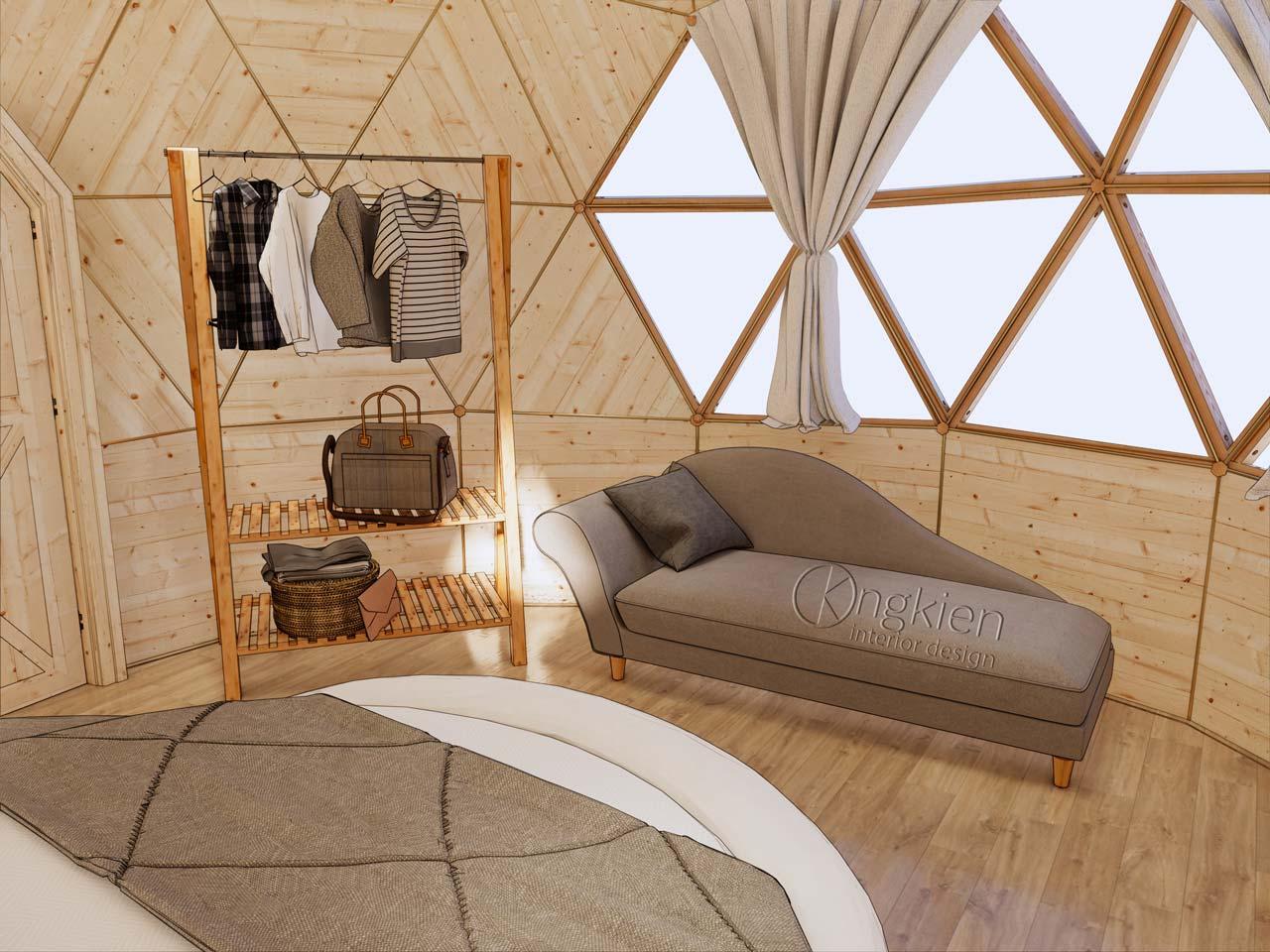 nội thất bungalow